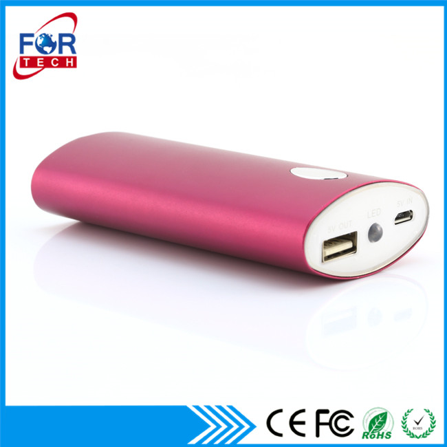 Wholesale Cell Phone Accessories Charger Portable Power Charger 5600mAh for Promo Gift