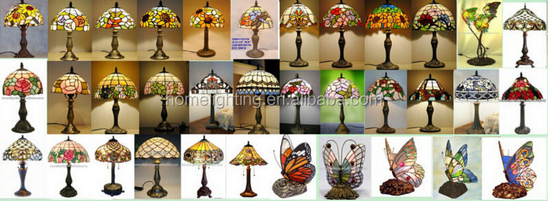 Wholesale T-146 electric magic touch lamp tiffany wholesale touch ...