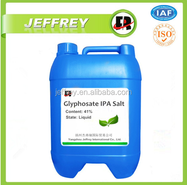 Hot sale agrochemical products Glyphosate roundup herbicide