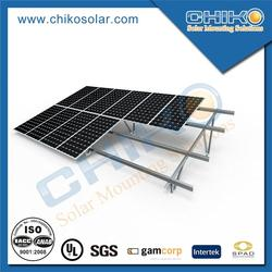 Snow Load 1.4KN/s solar panel mounting pv bracket on ground solar mounting