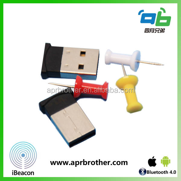 IBeacon Beacon 302 ile USB Dongle tech