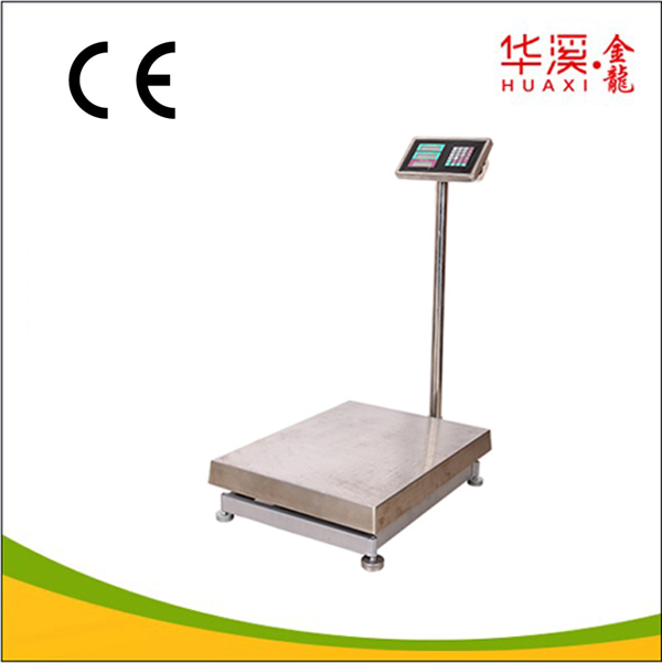 Floor Scale Type Platform Scale with A12 Indicator