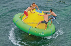 QH-WT-16-inflatable floating toy, planet saturn,inflatable saturn water toys