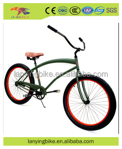 2016 top selling Beach cruiser bicycle/new cruiser biycle for man