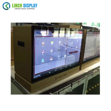 Professional Factory Product Advertising LG Original 32inch transparent lcd