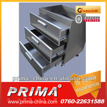 OEM/Custom Stainless Steel Tool Chest from Prima in Guangdong with Advanced CNC Machines and Excellent Surface Treatment