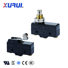 UL approval hinge roller lever type elevator micro switch (Z-15GQ-B and Z-15GW22-B)