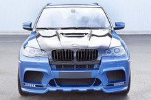 HOT PRICE !!!!! PERFECT FITMENT!!! Hamn body kit for X5 x5m E70 fibel glass material