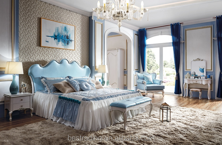 classic design wooden royal furniture bedroom sets italian bedroom set
