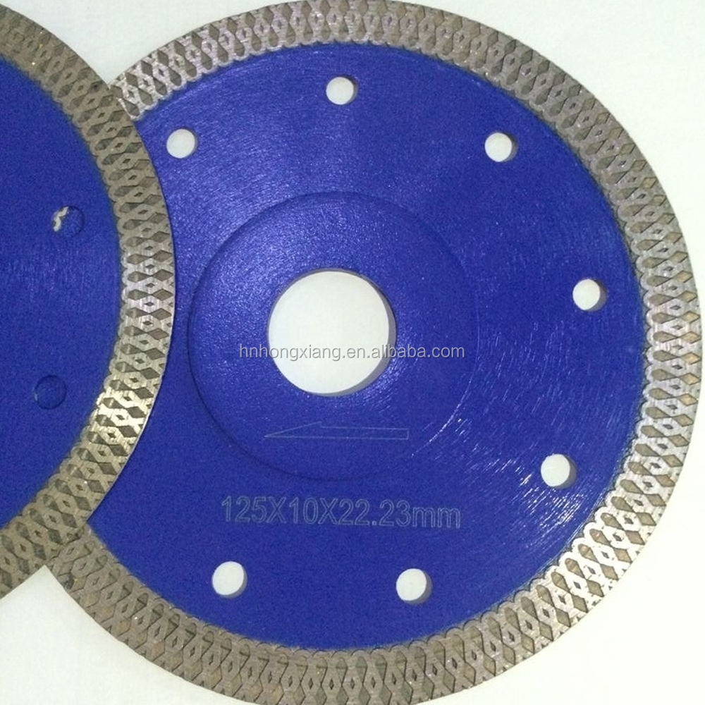 Manufacturer Tile tool/mesh turbo diamond saw blade for ceramic marble