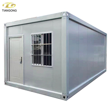 Easy installation labor camp 20ft container cabin