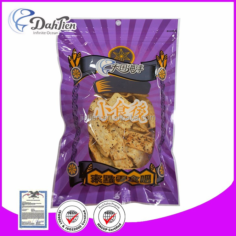 Fish Jerky (Black Pepper Flavor) types of dried fish