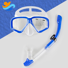Professional breathe surface snorkeling diving mask