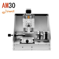 China manufacture AM30 cnc jewelry engraving machine tools