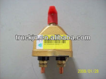 howo geniune truck spare part----battery main switch