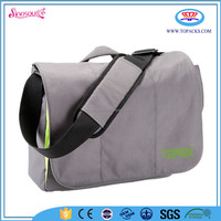 latest gray laptop college student single shoulder bag