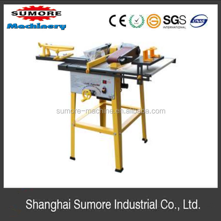 New not used sliding table panel saw machine with extension table TS001