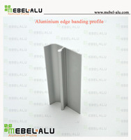 metal edge banding | decorative metal banding for furniture | aluminium profile
