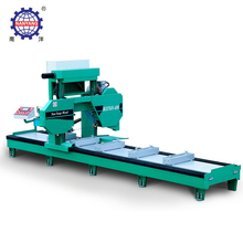 High Efficiency Horizontal Band Saw Mills