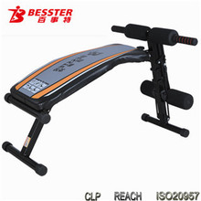 MINI sit up bench cheap bench abdominal fitness equipment used tv for sale