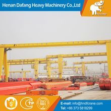 Heavy Equipment Crane 30Ton Gantry Crane Price Lightweight With Elctric Hoist