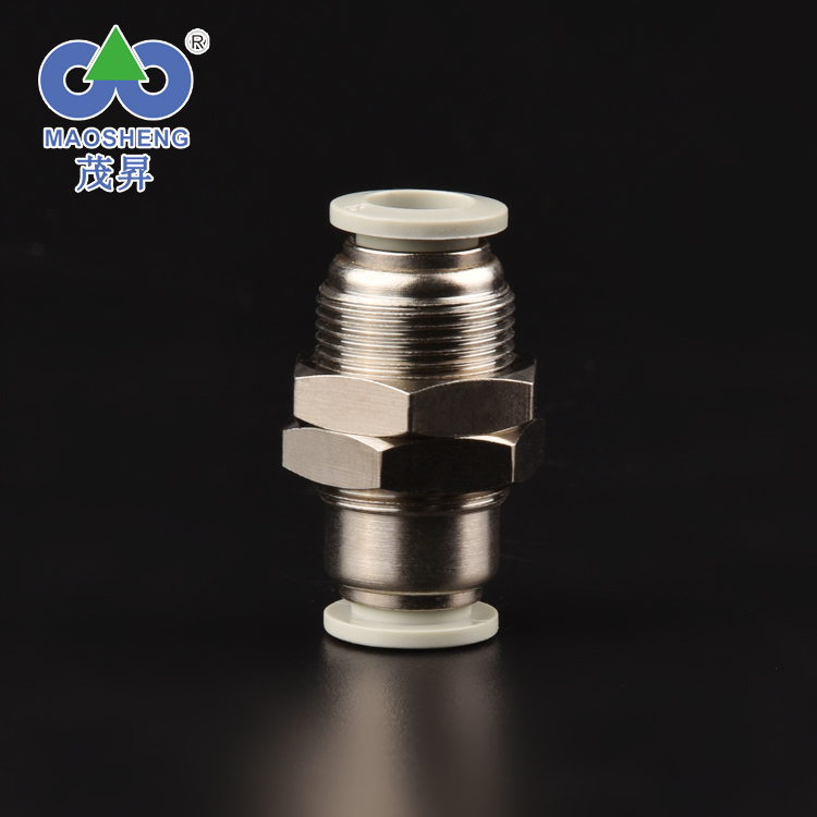 High Quality MPM Pneumatic connector tube fitting pneumatic quick air hose fittings