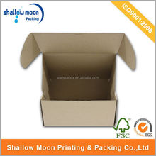 Wholesale high quality cardboard box for hamburger
