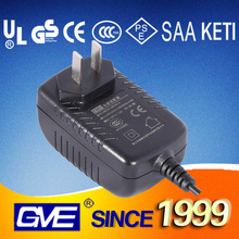 High-quality Power Saving 12V 1A Charger For LED Light With CE GS Certification
