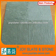 Natural green slate patio slabs for sale