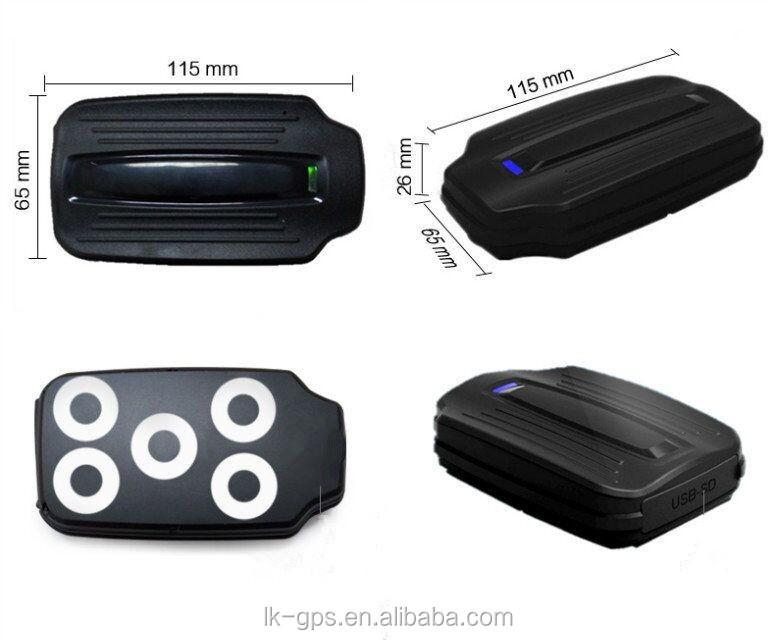 Long Battery Life 3g Gps Tracker For Vehicle Car Truck