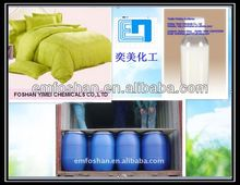 Synthetic disperse dye printing thickener for cotton /nylon