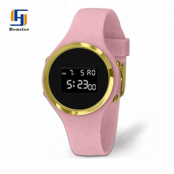 Wholesale Gold Case Stainless Steel Lady Luxury Watch For Women
