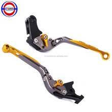 F-18/H-626 Adjustable CNC 3D Extendable Folding Brake Clutch Levers For HONDA CBR 600 F2 F3 F4 F4I 1991-2007