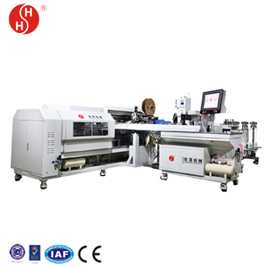 Hot selling full automatic multinational crimping terminal wire cutting and stripping machine HS-61219-B