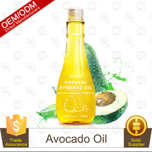 100% Pure Natural Pale Yellow Avocado Oil Extraction Manufacturers