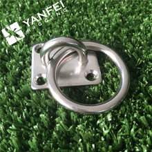 Stainless Steel Square Eye Pad professional supplier