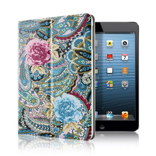Factory Wholesale Hot PU Leather Case For ipad mini2 cases for ipad mini attachements