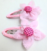 Newest design popular girls goody hair clips and accessories