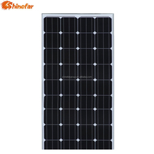 China monocrystalline 155W 165W 175W solar panel prices in india for trina solar panels