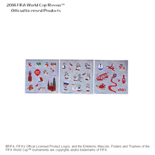 removable window static cling decals nursery sticker print paper decal stickers for toys