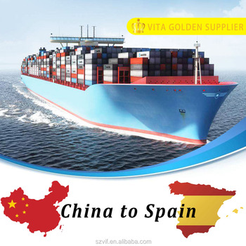 Ningbo logistics forwarding agent to Barcelona