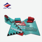 Made in china custom runners medal hanger