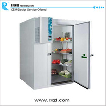 Fresh Fruit Vegetable Store Equipment Storage Cooler Cold Room For Farmer