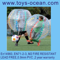 New Design Human Bubble Ball Inflatable