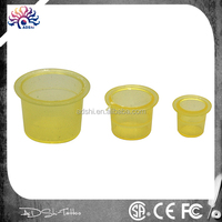 Professional plastic ink cup for beauty parlor