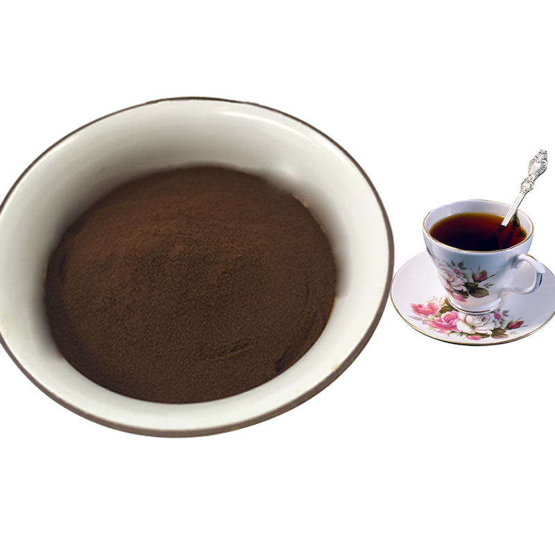 black tea powder tea extract tea powder for beverage ice cream candy