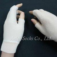 THV-205C Gel Custom Fingerless Gloves gel fingerless gloves