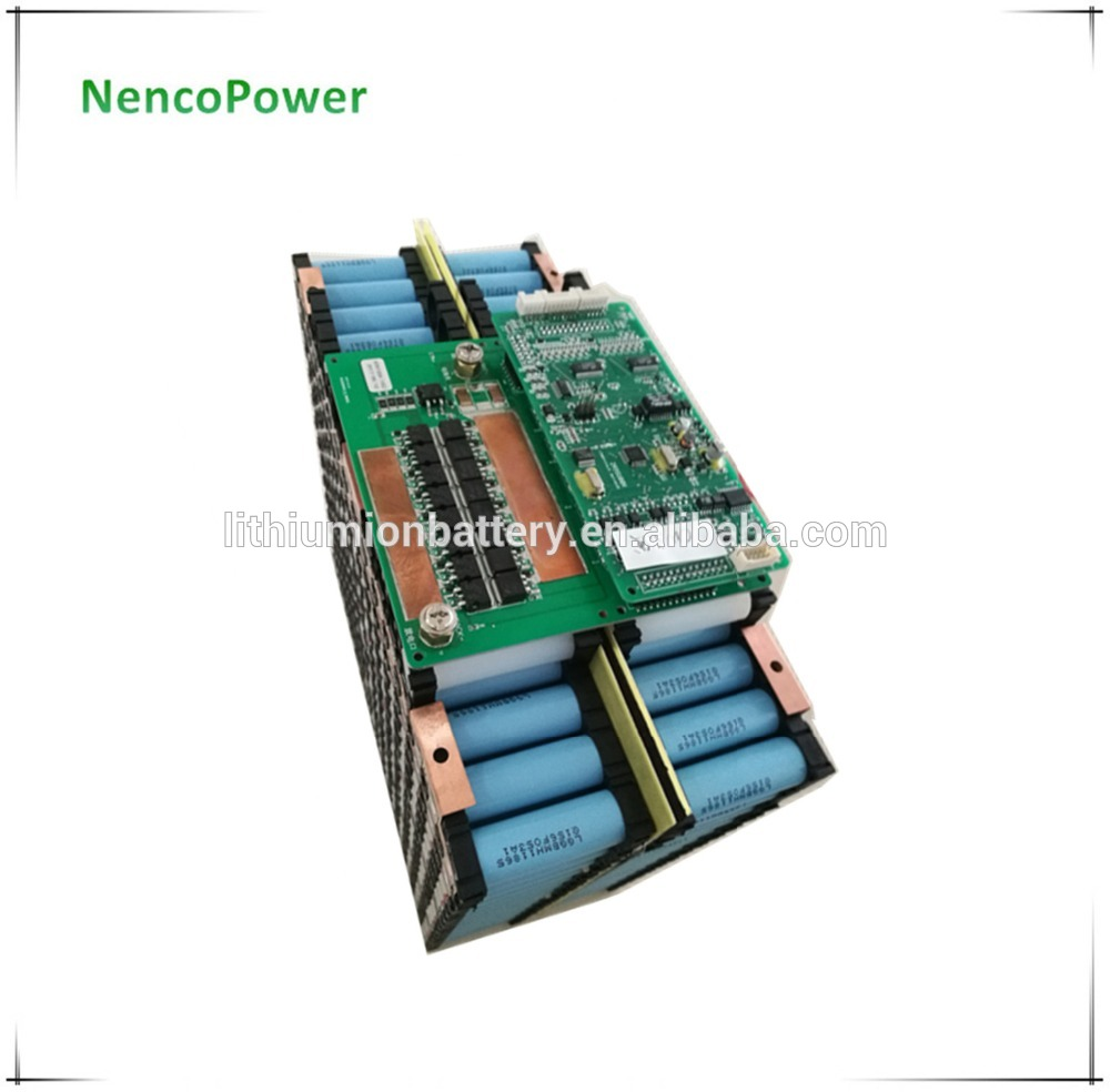 Deep cycle 48v 50ah 2.5kwh lifepo4 bms energy storage battery for solar system