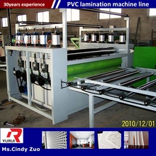 small capacity gypsum ceiling board making machine/gypsum ceiling board production line in china