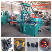 China famous brand anthracite briquette machine